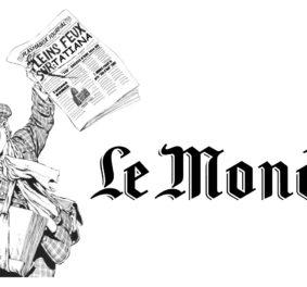 Journal le monde : celui que je préfère parmi la plupart des journaux