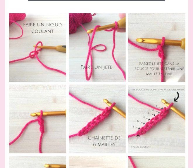 comment faire du crochet debutant
